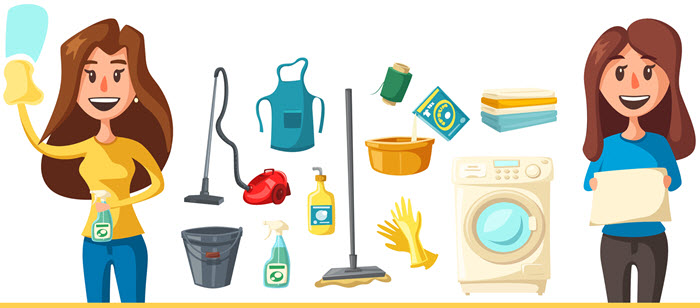 Domestic Cleaning - Domestic Cleaner - Warrington, Cheshire